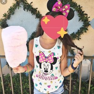 Minnie Mouse Elevated Tank Top